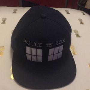 Doctor Who Snap-Back Baseball Hat